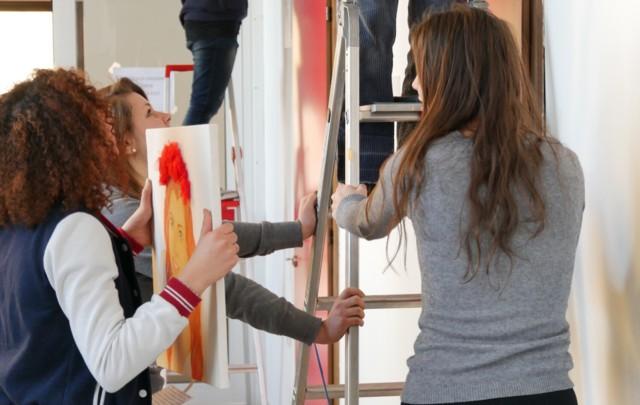 L'arte degli studenti del Liceo