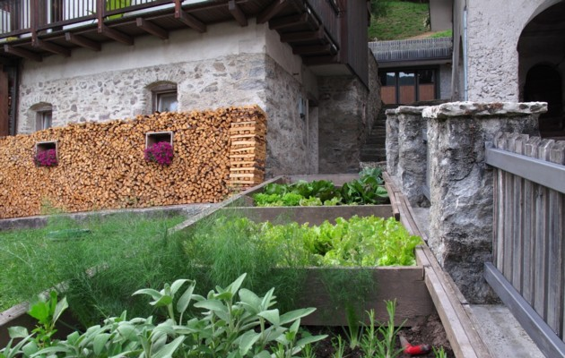 La poesia degli orti giardino di - Arte e giardino ...