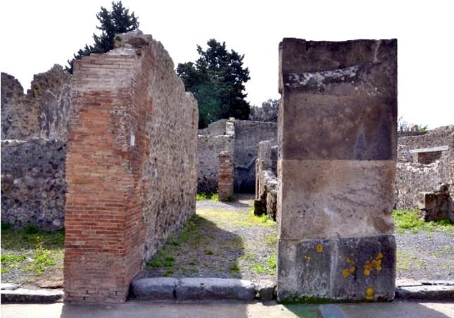 Pompei regio viii concluso il for Design e rimodellamento della casa sud occidentale