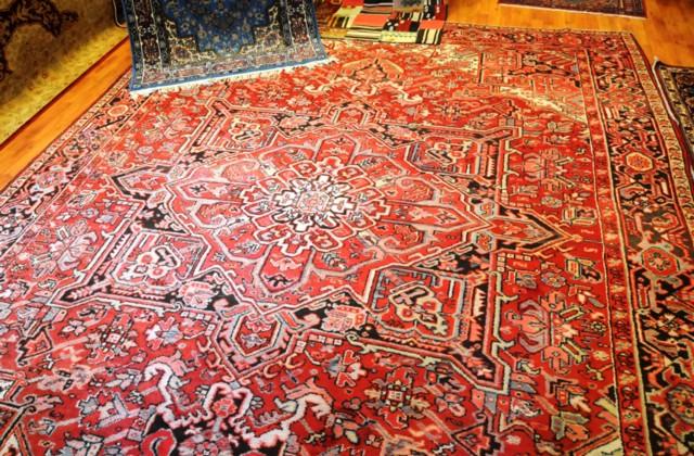 www.ladigetto.it - Ecco l'«Antica Persia», il più antico negozio di tappeti di Trento