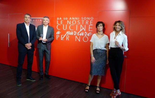 Tramontin inaugura il pi grande store for Tramontin lavis