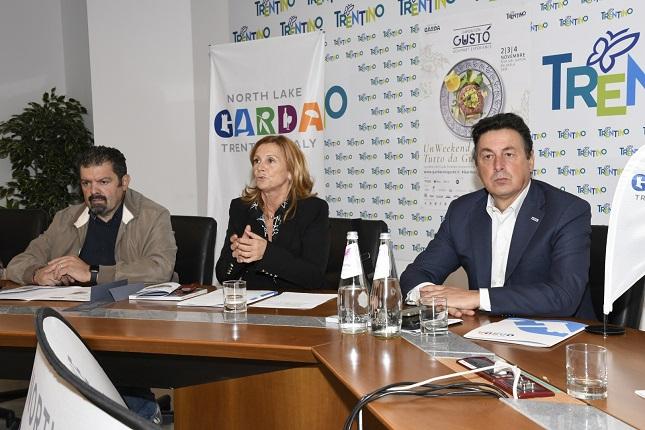 I Salotti Del Gusto.Www Ladigetto It Garda Con Gusto Gourmet Experience 2 4 Novembre