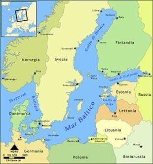 Parliamo delle capitali che si for Capitale finlandese