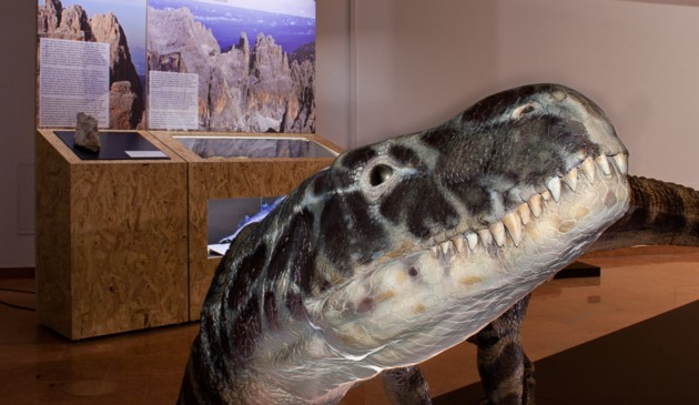 Dinomiti T 543861583 Parte la stagione culturale estiva del Museo Geologico delle Dolomiti di Predazzo