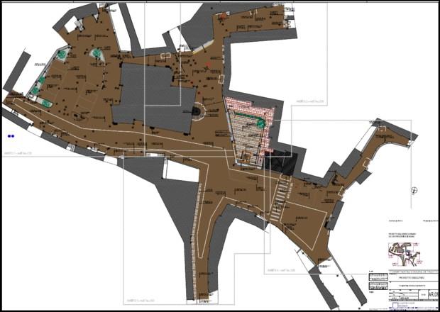 Progetto Di Arredo Urbano.Www Ladigetto It Il Progetto Dell Arredo Urbano Del Centro