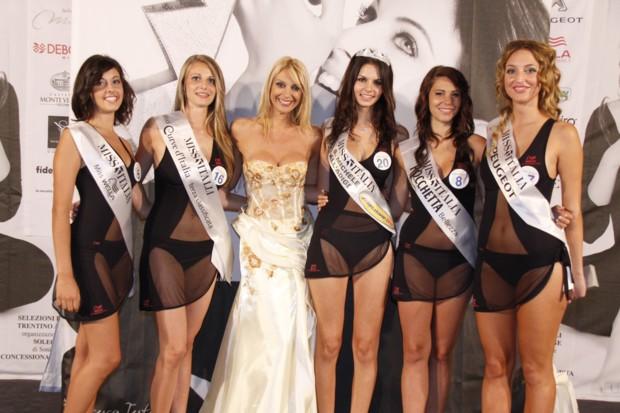 www.ladigetto.it - Miss Mercatone Uno di San Michele è Stefanie Siller, di Bolzano